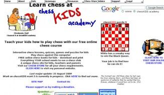 ChessKIDS Academy | Çocuklara Gençlere Satranç