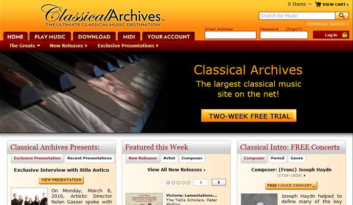 classicalarchives