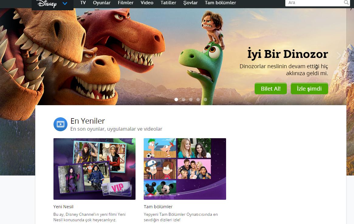 Disney Türkiye