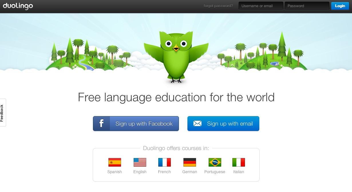 Duolingo ile Yabancı Dil İngilizce ve Almanca Öğren