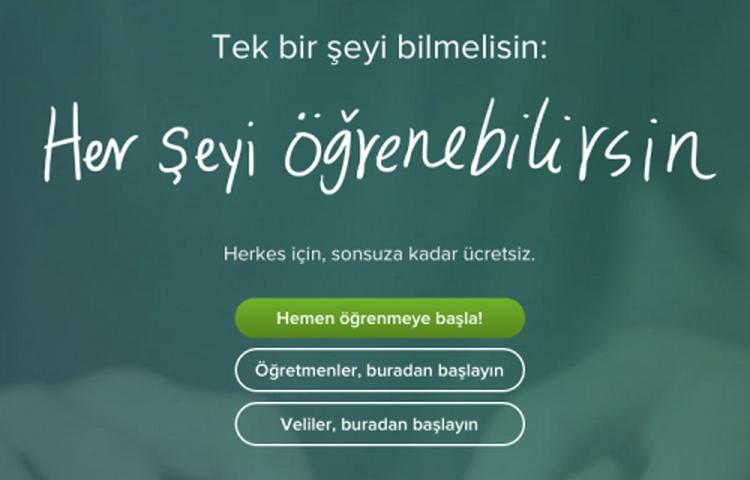 Khan Akademi Türkçe