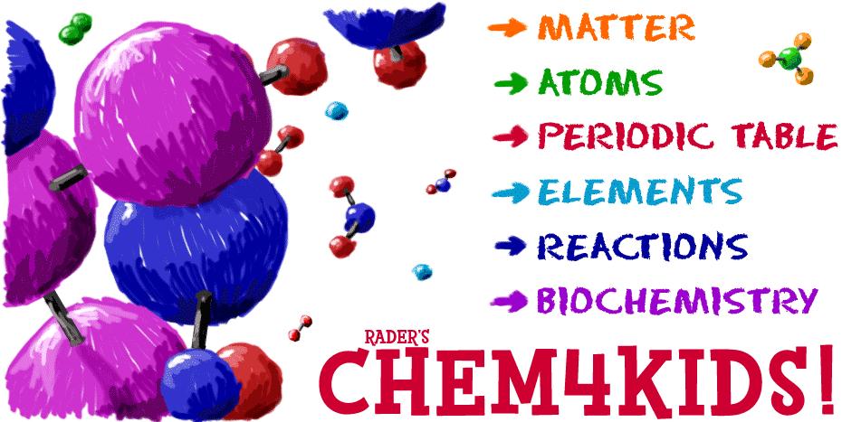 Chem4Kids | Çocuklar İçin Kimya