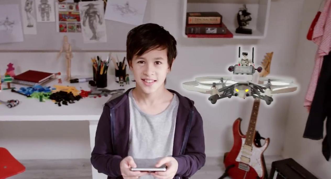 Çocuklar İçin Mini Drone