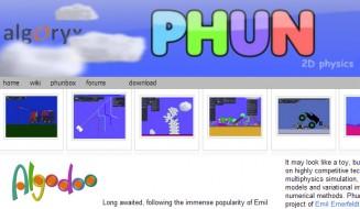 Phun | Gerçek Dünya Simülatörü